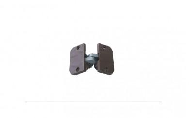 Панта чупеща за среден плот на разтегателна маса  PVC